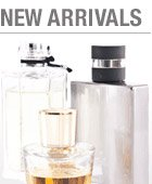 NEW ARRIVALS IN FRAGRANCE