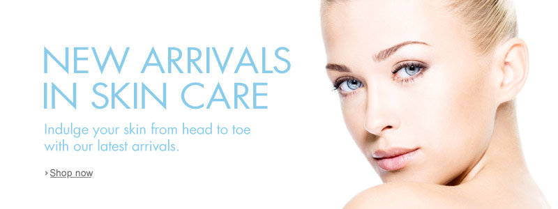 Skin Care New Arrivals