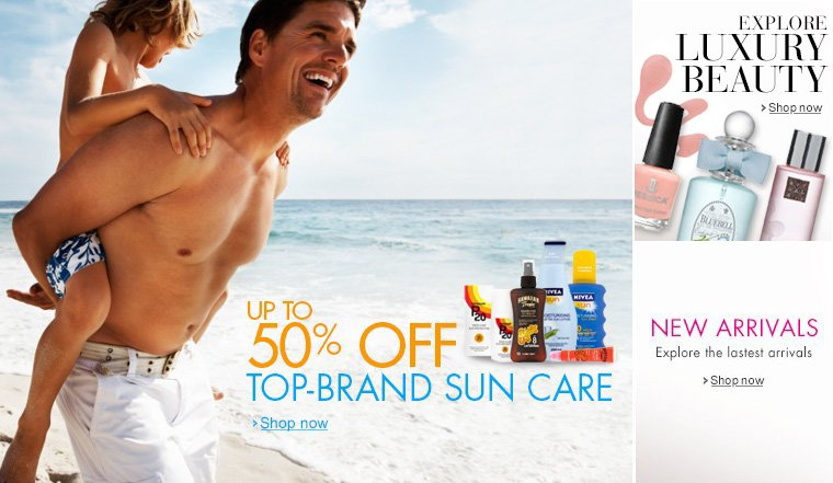 Up to 60% Off Nivea Sun