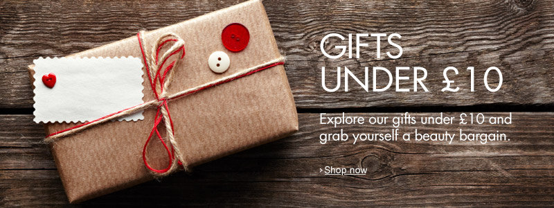 Beauty Gifts under 10 pound