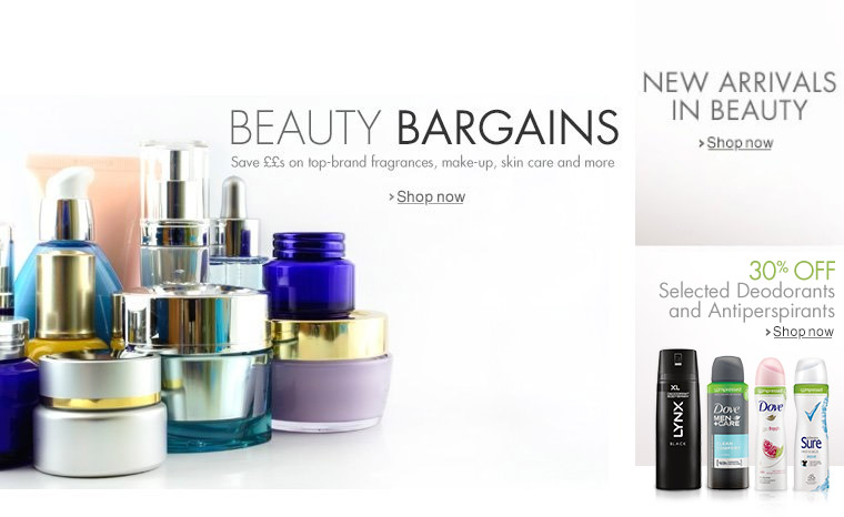 Beauty Bargains