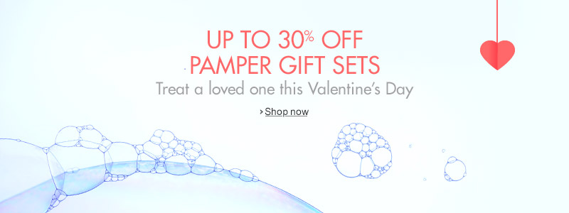 Valentines Day Pamper Gift Sets Offer