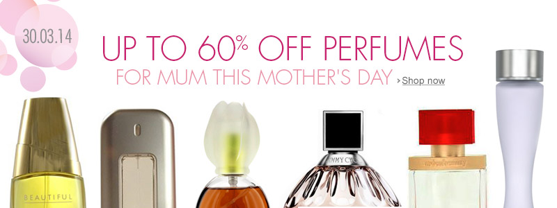 Mother's Day fragrance