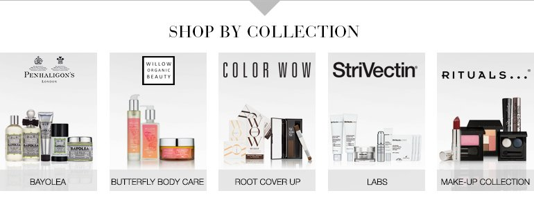 Shop by collection