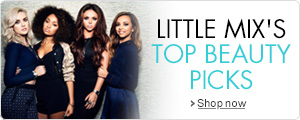Little Mix Beauty Picks