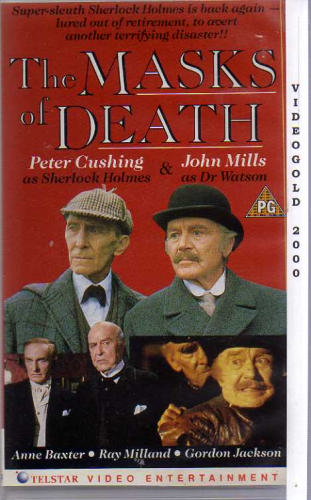Masks of Death DVD Cover