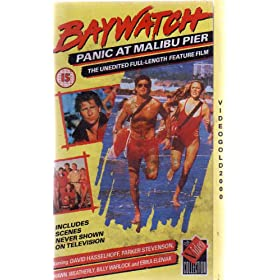 Baywatch - Panic At Malibu Pier [VHS] [1989]