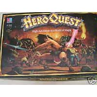 Hero Quest board game!