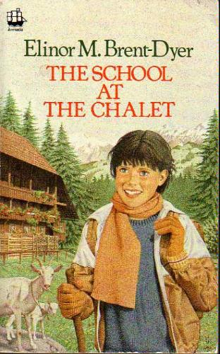 Joey Bettany, protagonist of Elinor M Brent-Dyer's Chalet School books