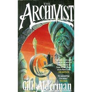 The Archivist  - Gill Alderman