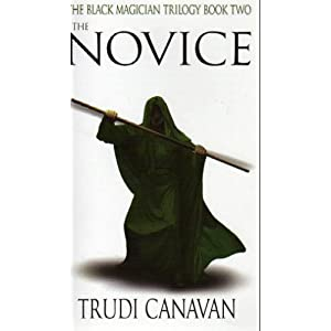 The Novice: The Black Magician Trilogy Book Two: Black Magician Trilogy, Book 2