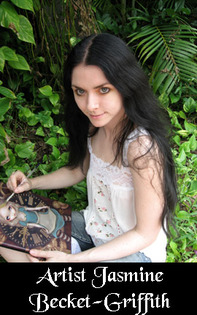 Image of Jasmine Becket-Griffith