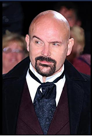 Image of Alex Scarrow