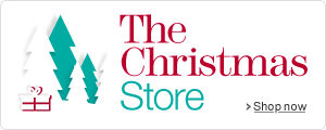 The Christmas Store. Shop now.