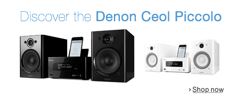 Discover Denon Ceol Piccolo