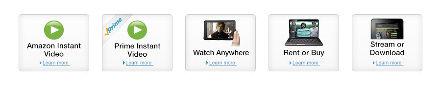 Learn more about Amazon Instant Video
