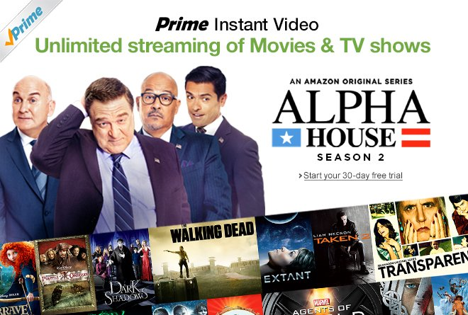 Watch now on Prime Instant Video