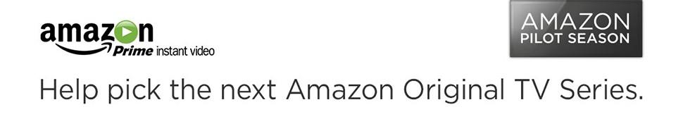 Amazon Pilots Help Pick the Next Amazon Original TV Series
