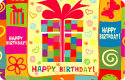 Send a Birthday Gift Certificate