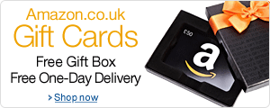 Gift Cards in a Free Gift Box