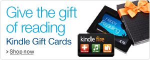Give a Kindle Gift Card