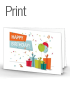 Printable gift vouchers