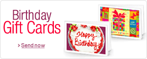 Give an Amazon.co.uk Gift Card as a Birthday Gift
