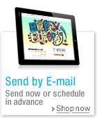 E-mail gift vouchers