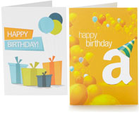 Amazon Birthday Gift Vouchers