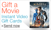 Amazon Instant Video Gift Cards