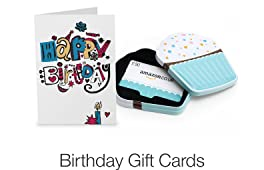 Birthday Gift Cards