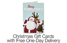 Amazon.co.uk Christmas Gift Cards