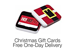 Amazon.co.uk Christmas Gift Cards
