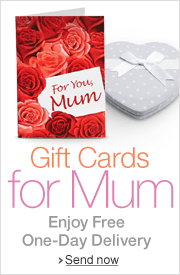 Amazon Gift Cards for Mum