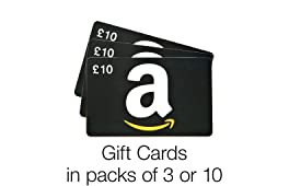 Multi-pack Gift Cards