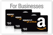 Amazon.co.uk Gift Certificates