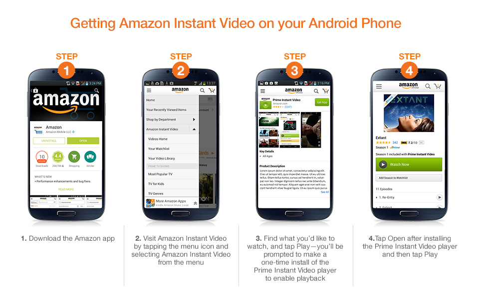 Amazon App for Android