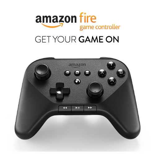 Amazon Fire Game Controller: quick tour