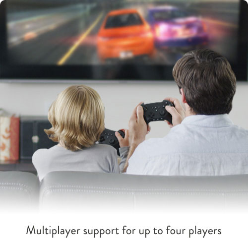 Multiplayer gaming
