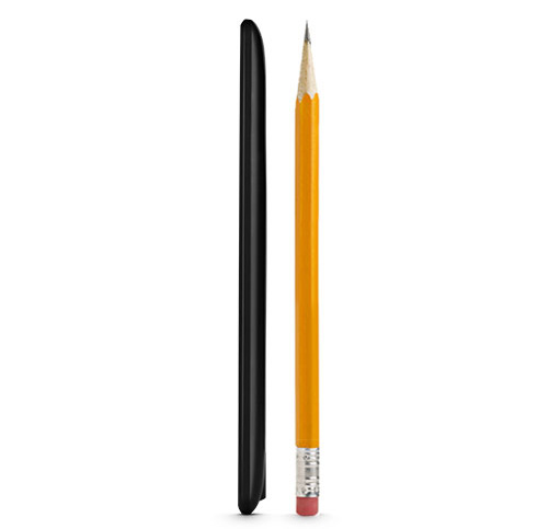 Kindle Paperwhite 3G: thinner than a pencil