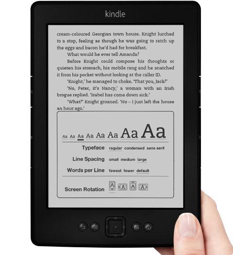 best e-ink ereader for pdf