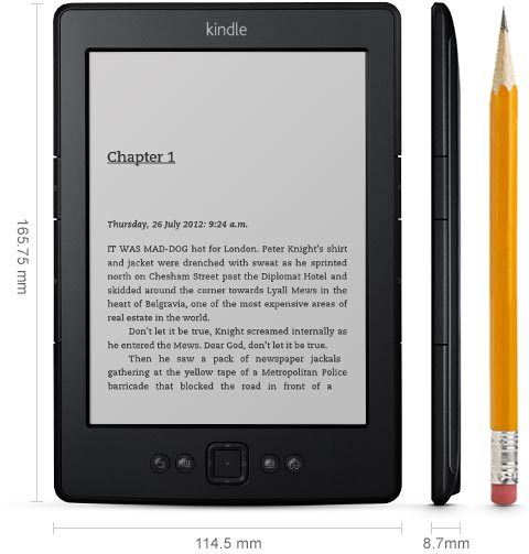are you able to get kindle books on a nook