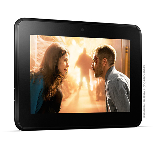 Kindle Fire HD - Front View