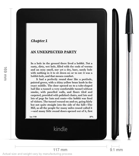 how to get books onto a kindle paperwhite