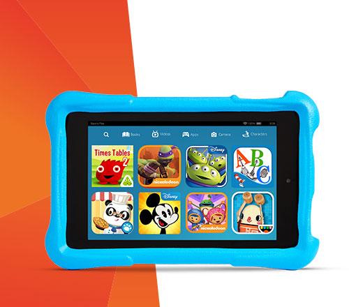 Amazon Kindle Kids Fire  Year Return