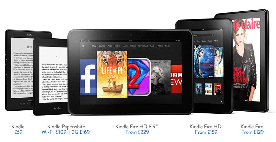 ¿Quieres leer libros para Kindle sin tener una? ¡Entra acá!
