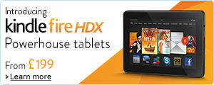Kindle Fire HDX - Powerhouse tablets