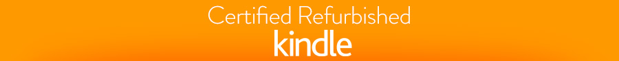 Certified Refurbished Kindle Devices Deals