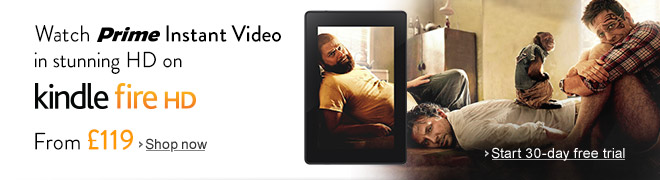 All-New Kindle Fire HD - Stunning HD