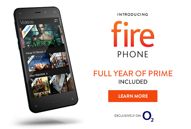 Introducing: Fire Phone